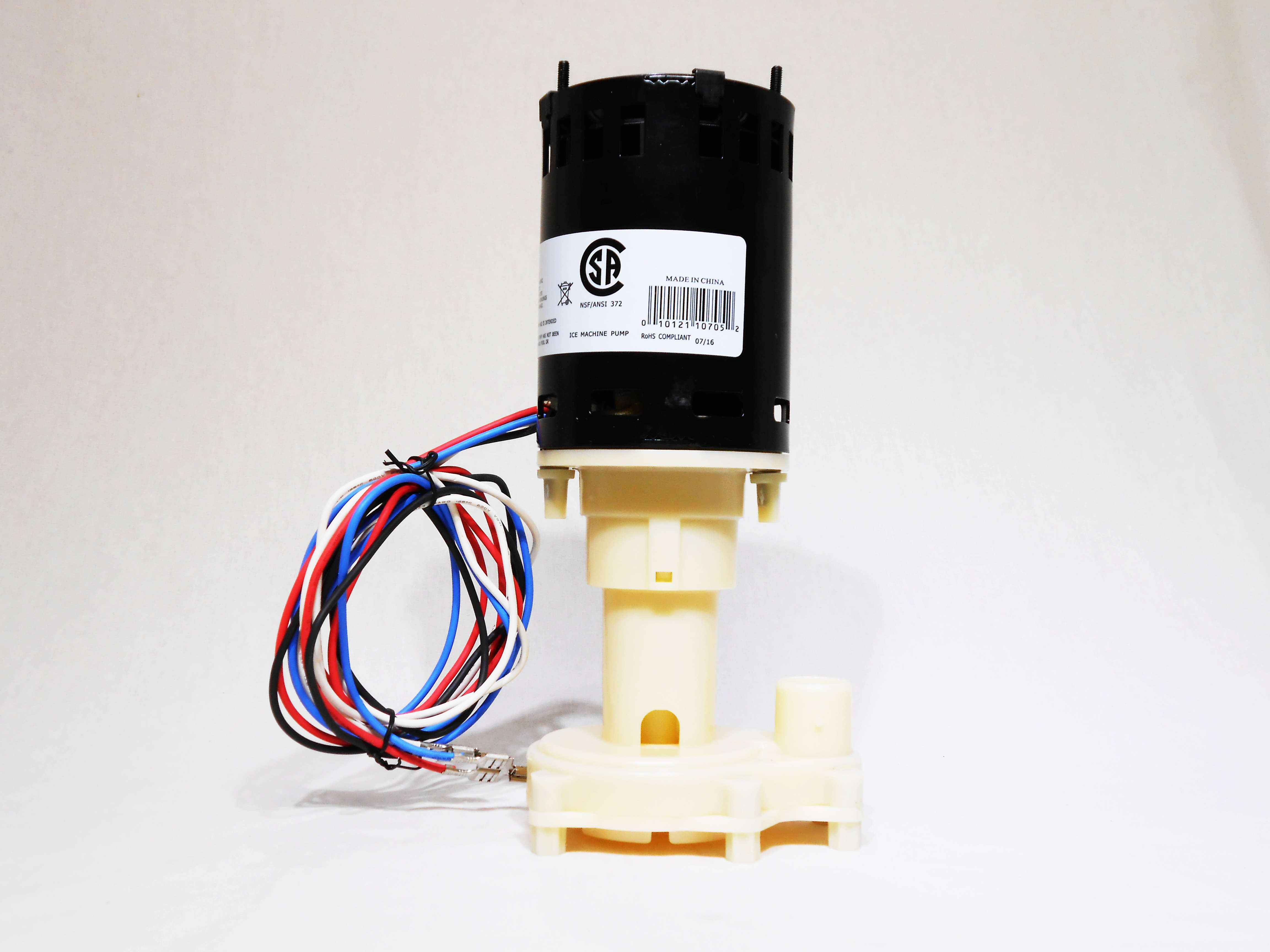 Universal Ice Maker Water Pump